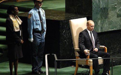 Американцы глазами Путина