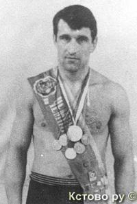 Бурдиков М.Г. Дважды Чемпион СССР и ЗТ СССР