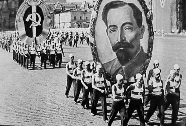 1 мая. СССР