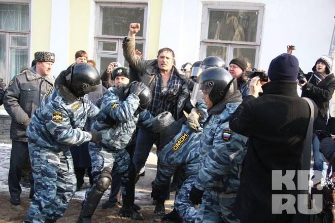 Халк Нижнего Новгорода. Николай Владимирович Савинов.