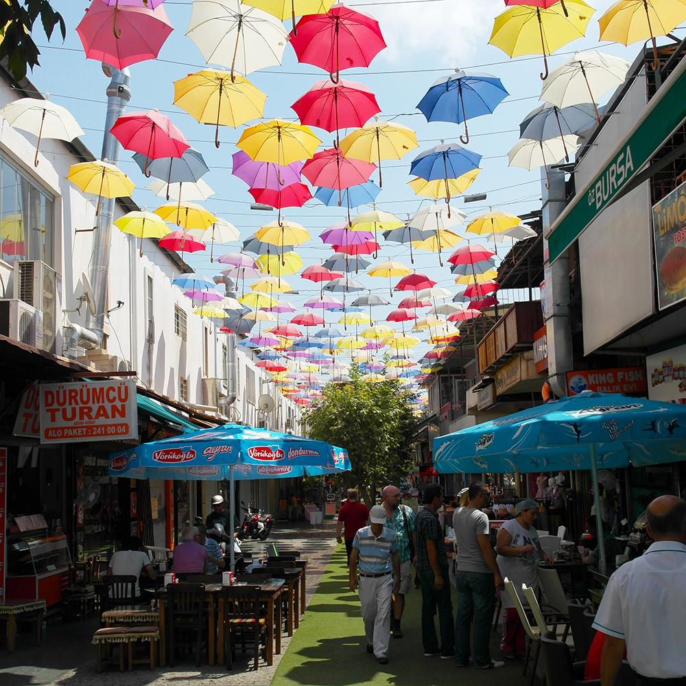 umbrellastreet