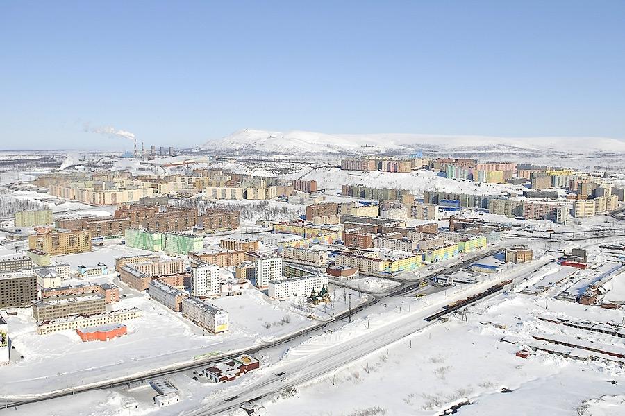Прогноз погоды в Талнахе на 1 дней — Яндекс Погода