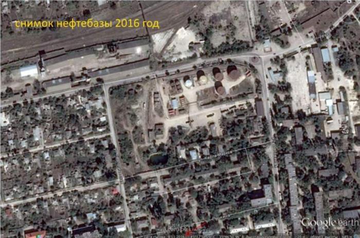 Экологическое бедствие. В Крыму начались масштабные проверки Семиколодезянской нефтебазы