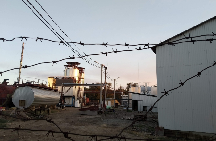 Правительство Крыма решило приостановить работу Семиколодезянской нефтебазы