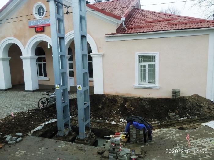Деньги на ветер? Во сколько обойдутся некачественные работы на станции Багерово в Крыму?