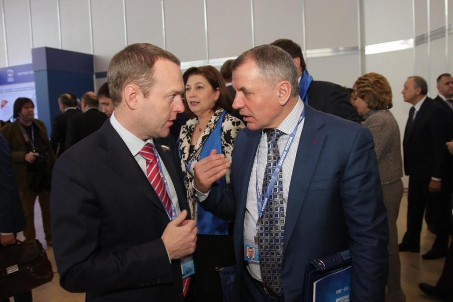 В Крыму инициирован процесс прекращения депутатских полномочий Олега Марченко
