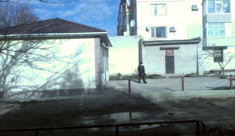 В центре Ленино выявлен объект незаконного капитального строительства