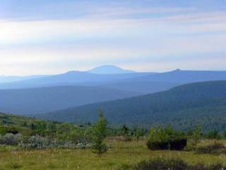 Главный Уральских Хребет