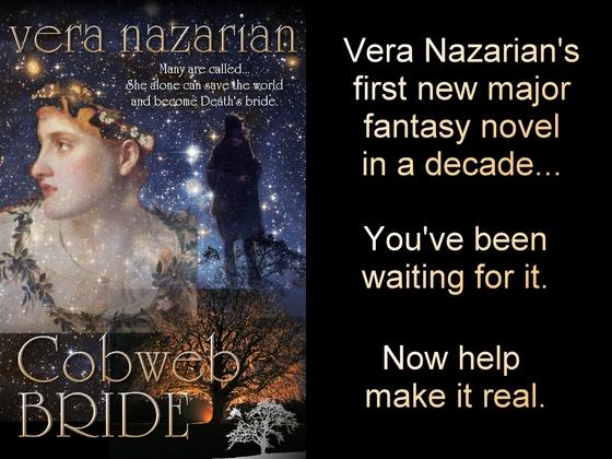 Cobweb Bride Kickstarter