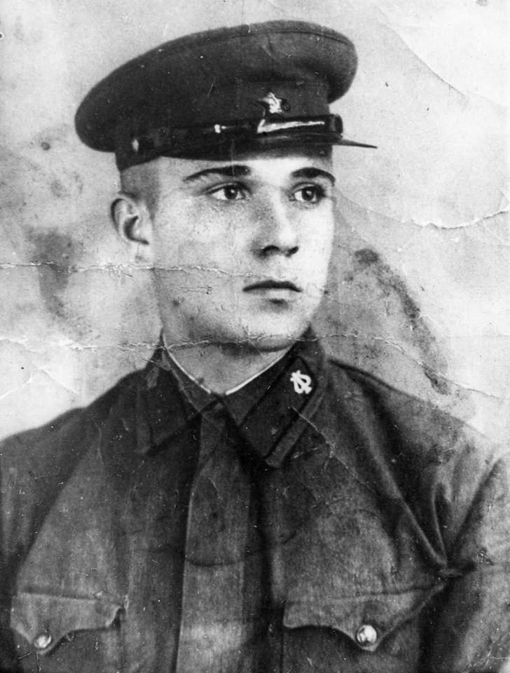 Моцак Василий Григорьевич, рождения 1923 года