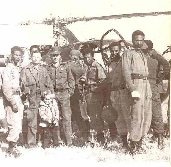 Советские военные советники в Эфиопии