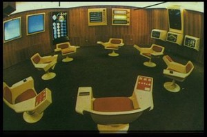 Project Cybersyn control room