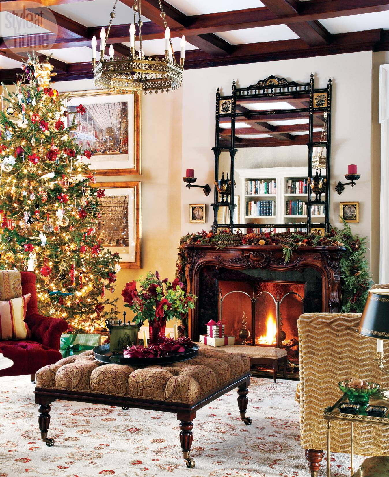 home and garden miraculous indoor minimalist christmas decorations ideas