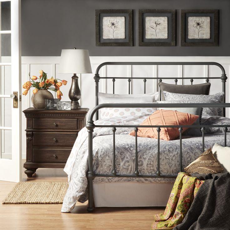 кованые кровати в скандинавском стиле фото пишут их