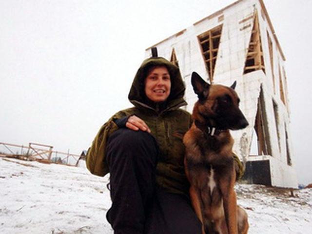 Дом Юлии Чичериной