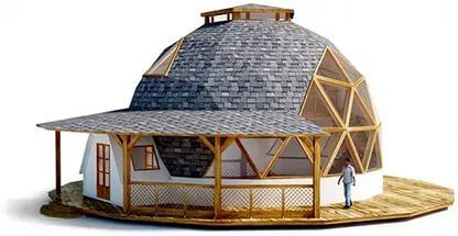 Дома-купола: история и примеры 3