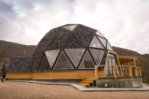 Дома-купола: история и примеры 19