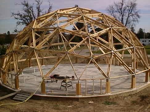 Дома-купола: история и примеры 10