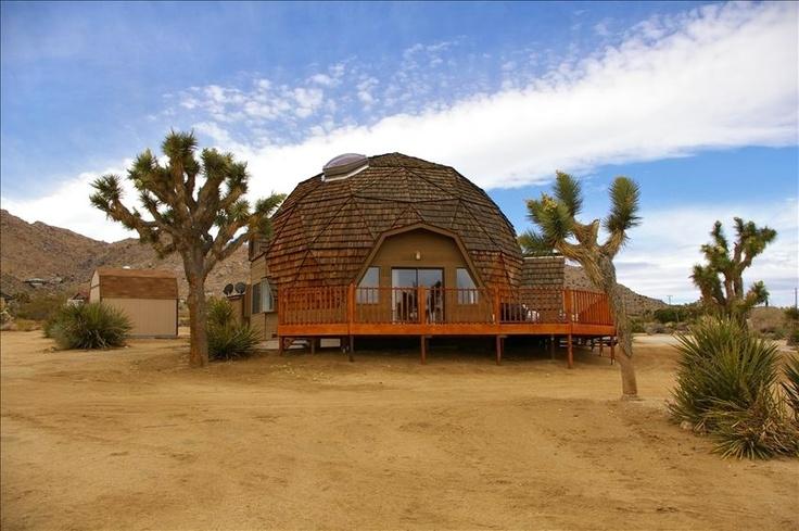 Дома-купола: история и примеры 25