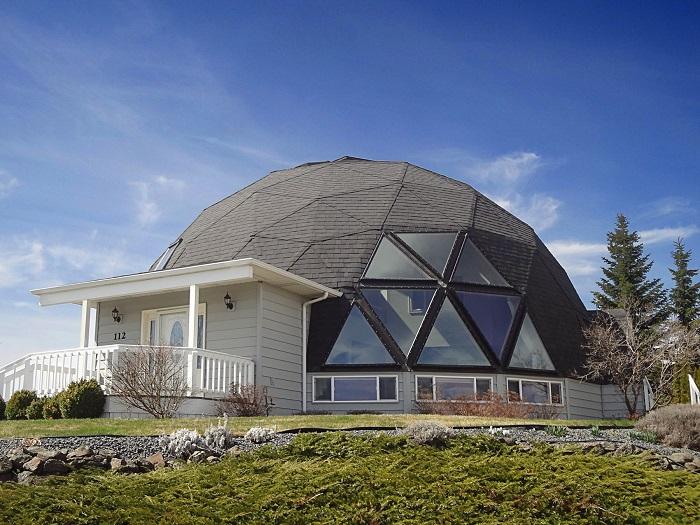Дома-купола: история и примеры 31