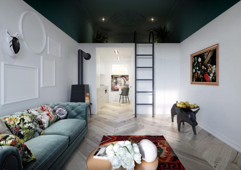 Маленькая квартира в Люблине