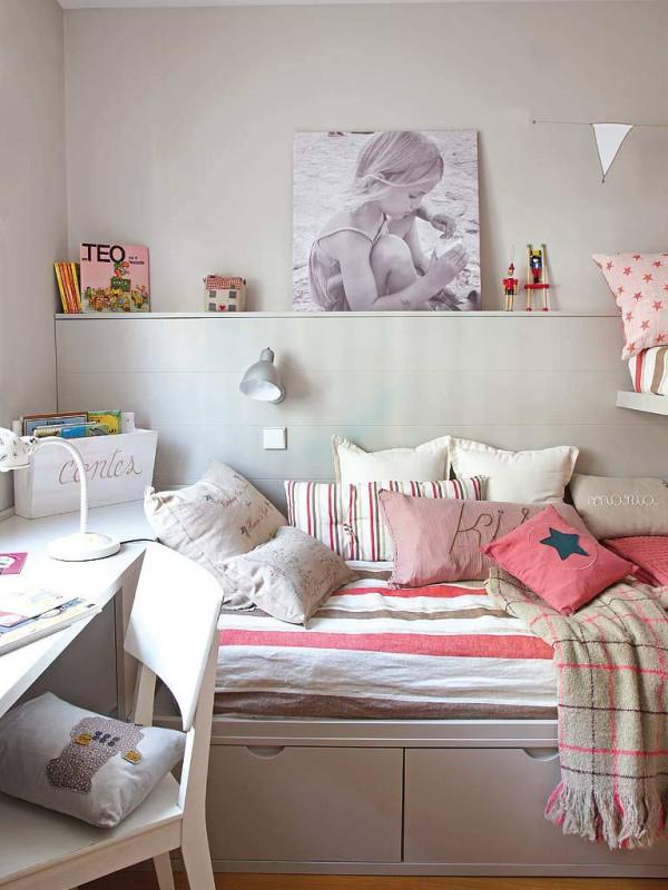 Детская комната: одна на двоих
