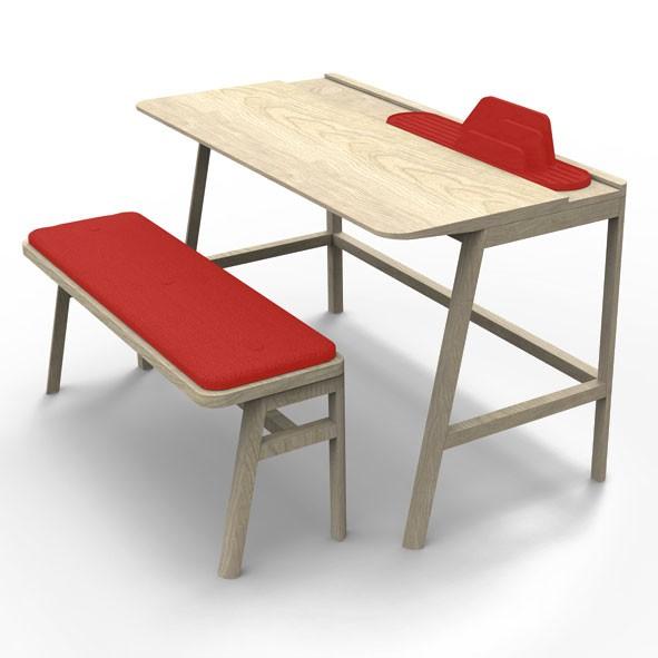 Просто, но необычно: детская мебель