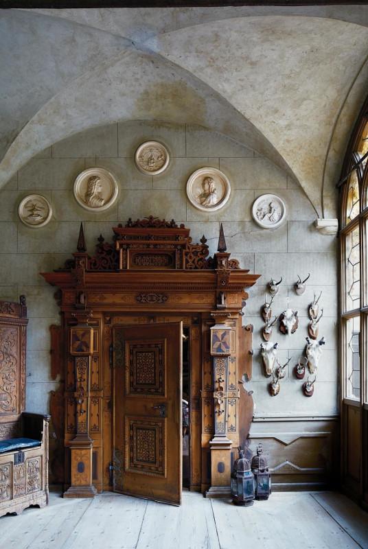 Замок XII века для современной семьи