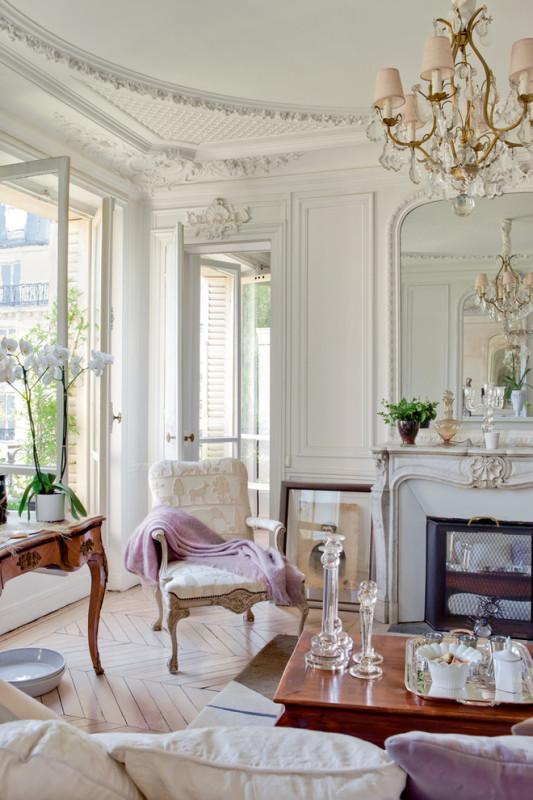 Квартира дизайнера в Париже