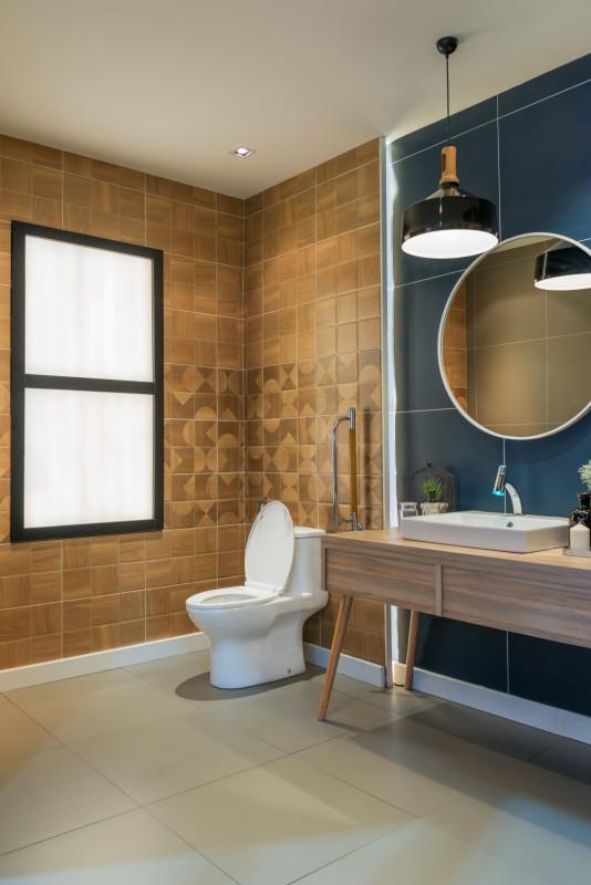 Тенденции: плитка для ванной комнаты