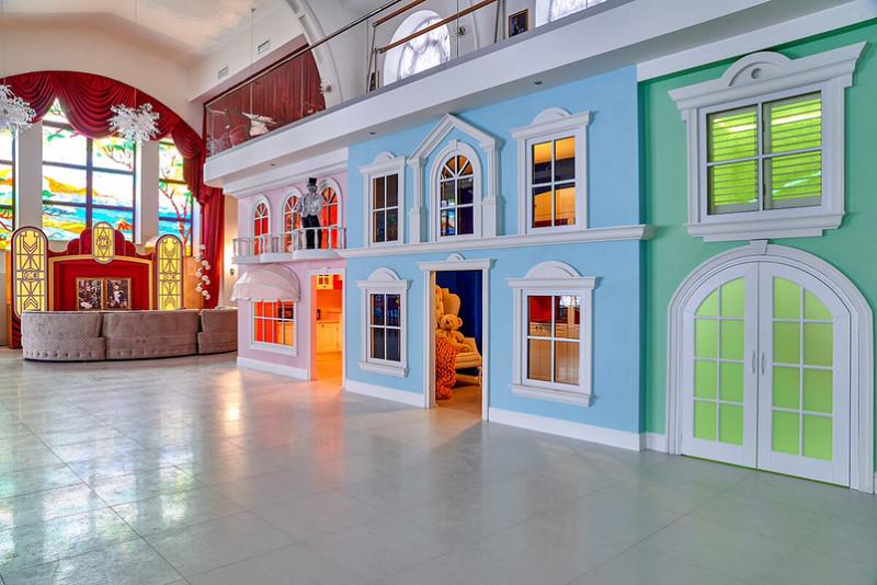 Дом Филиппа Киркорова