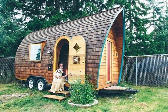 20 необычных маленьких домов