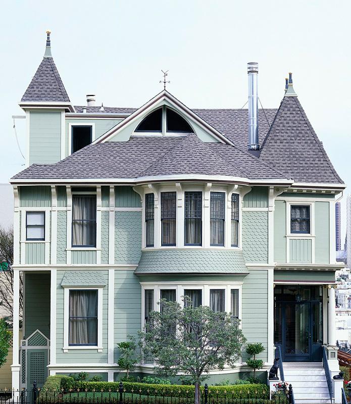 Архитектура: стиль Королевы Анны