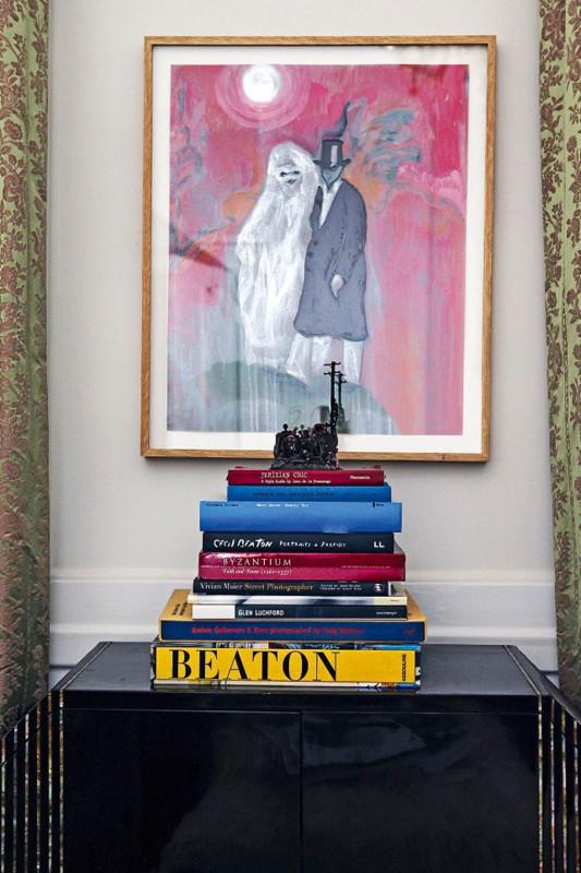 Лондонский дом Кейт Мосс
