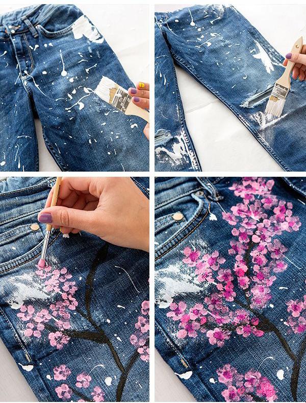 О джинсах с другой стороны - Fresh - Свежий взгляд на стиль