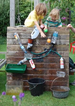 Дачные игры: развиваем детскую фантазию