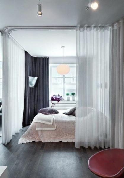 Подборка идей: шторы не для окна