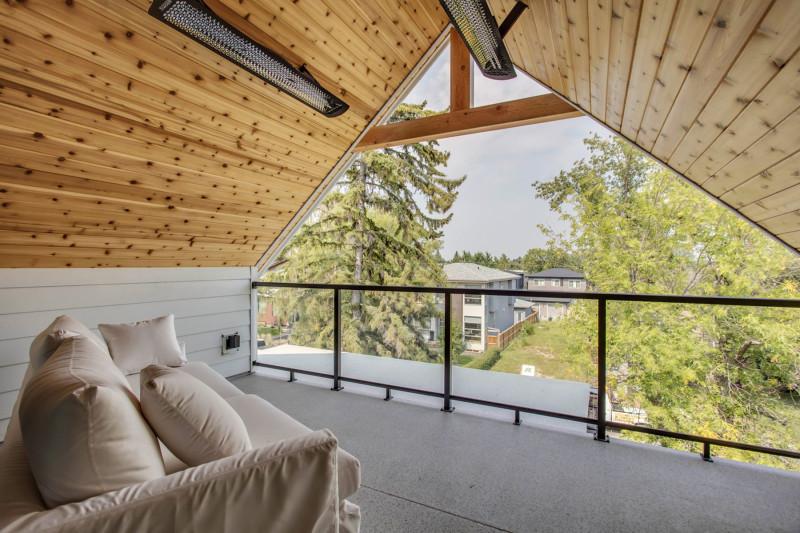 Современный дом в Канаде