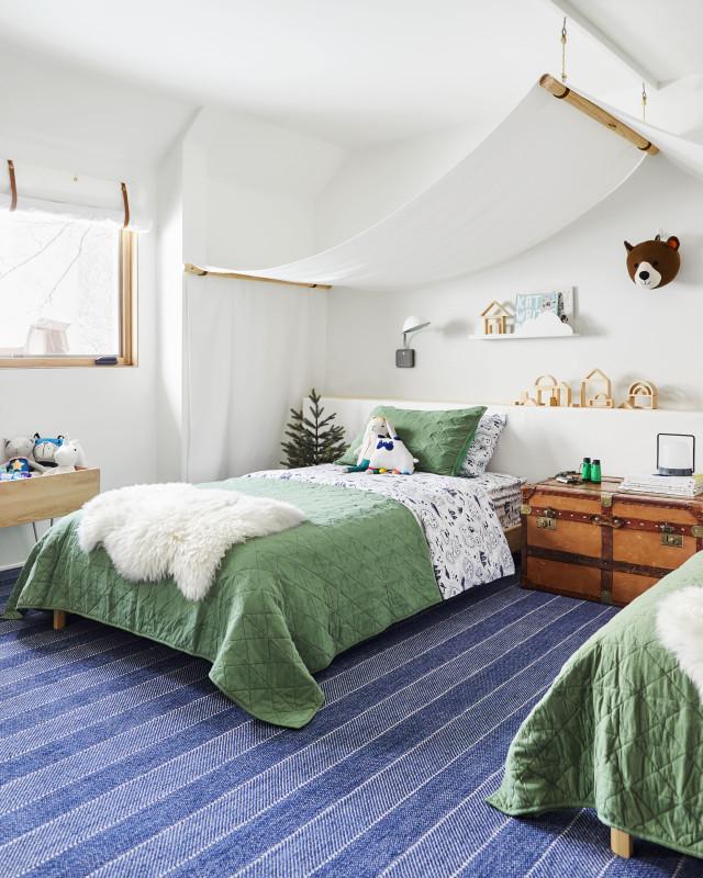 Детская комната от Эмили Хендерсон
