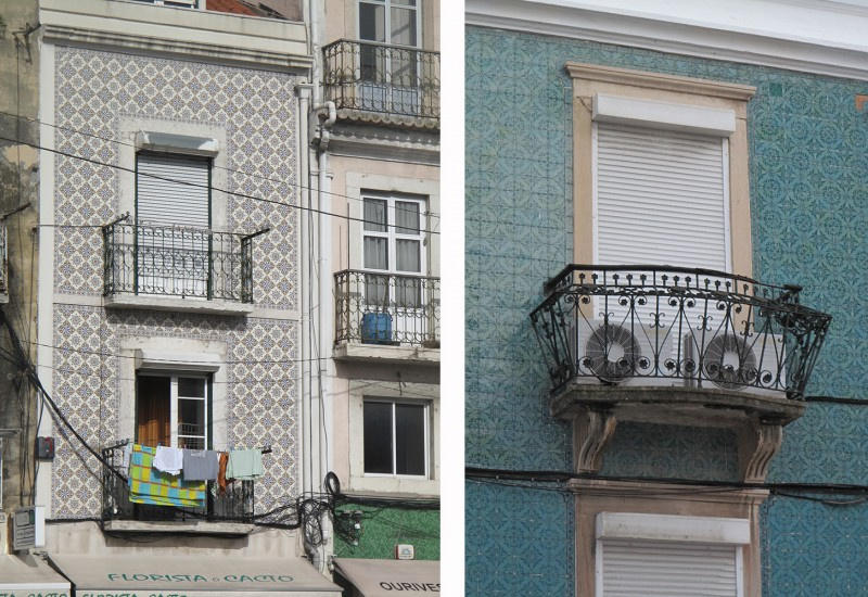 Шесть стран - шесть способов отделки фасадов