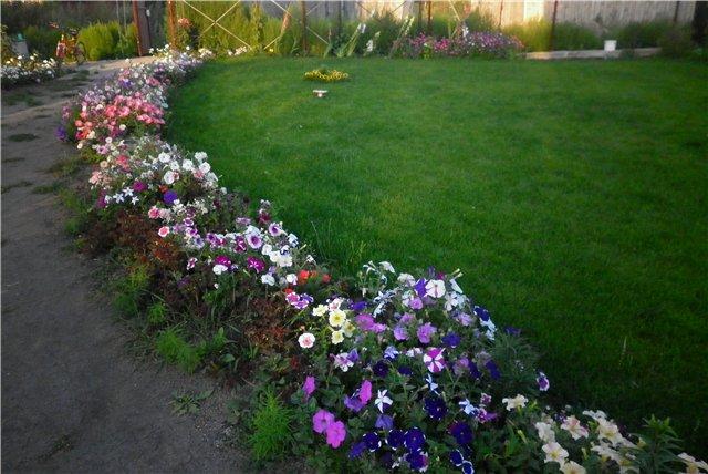 Устаревшие приемы в садовом дизайне