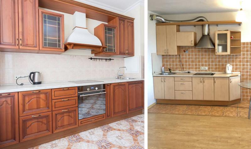 Приметы устаревшей кухни