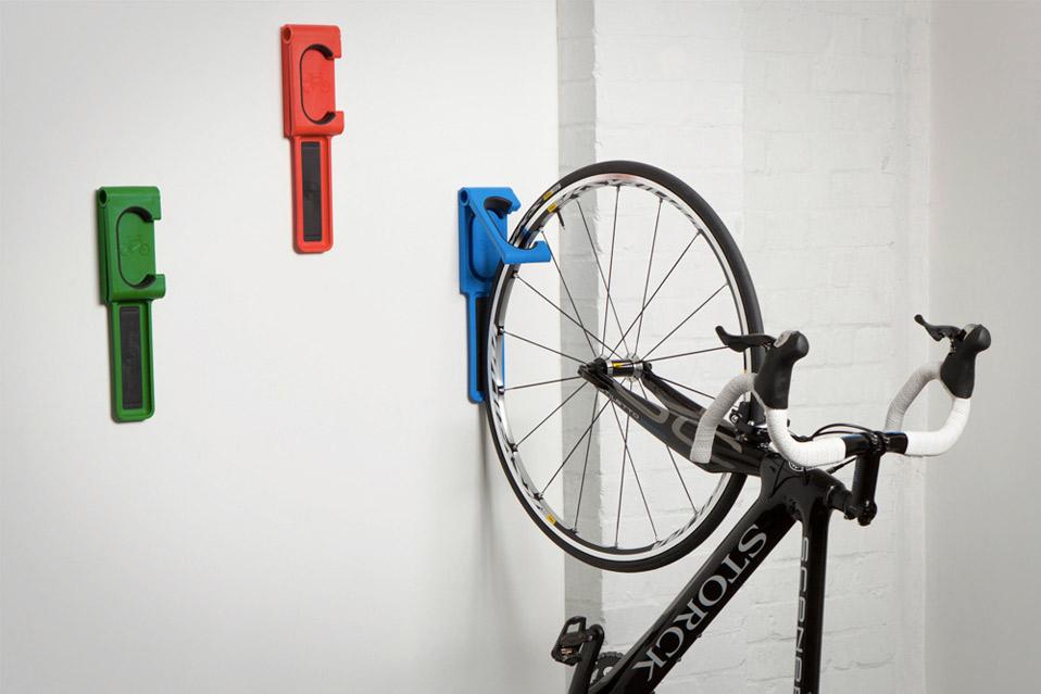 Настенные держатели для велосипедов своими руками 110