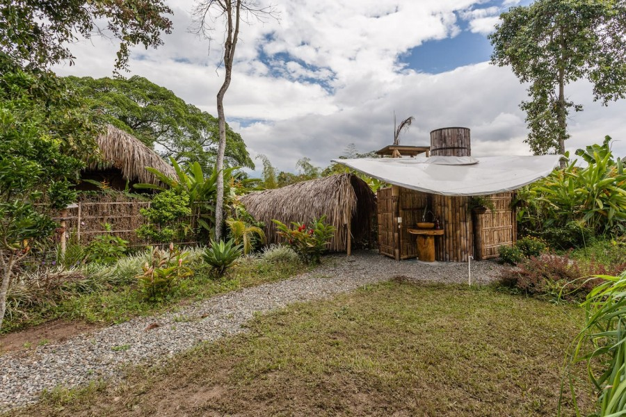 Хижина в Колумбии