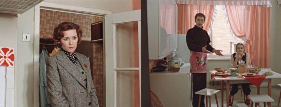 Квартира из фильма: было / стало