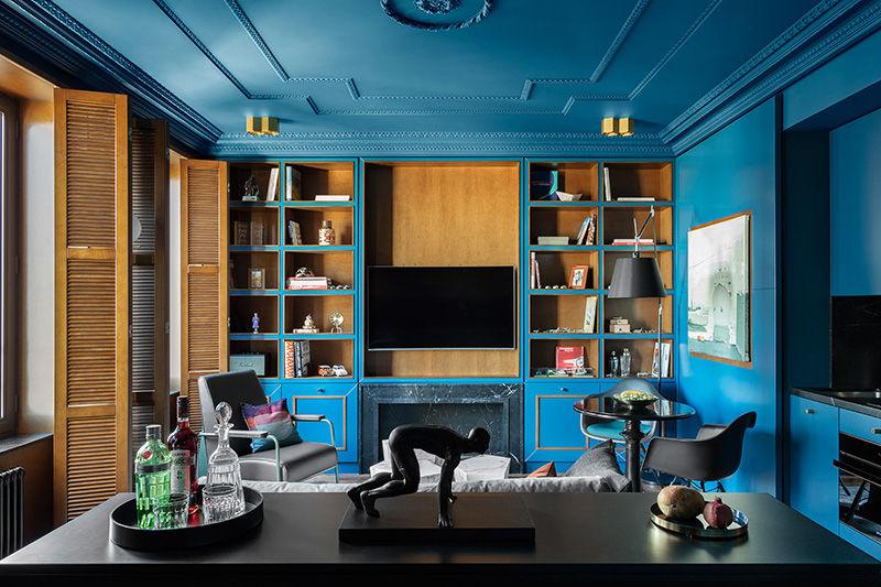 Квартира архитекторов, 55 кв. метров