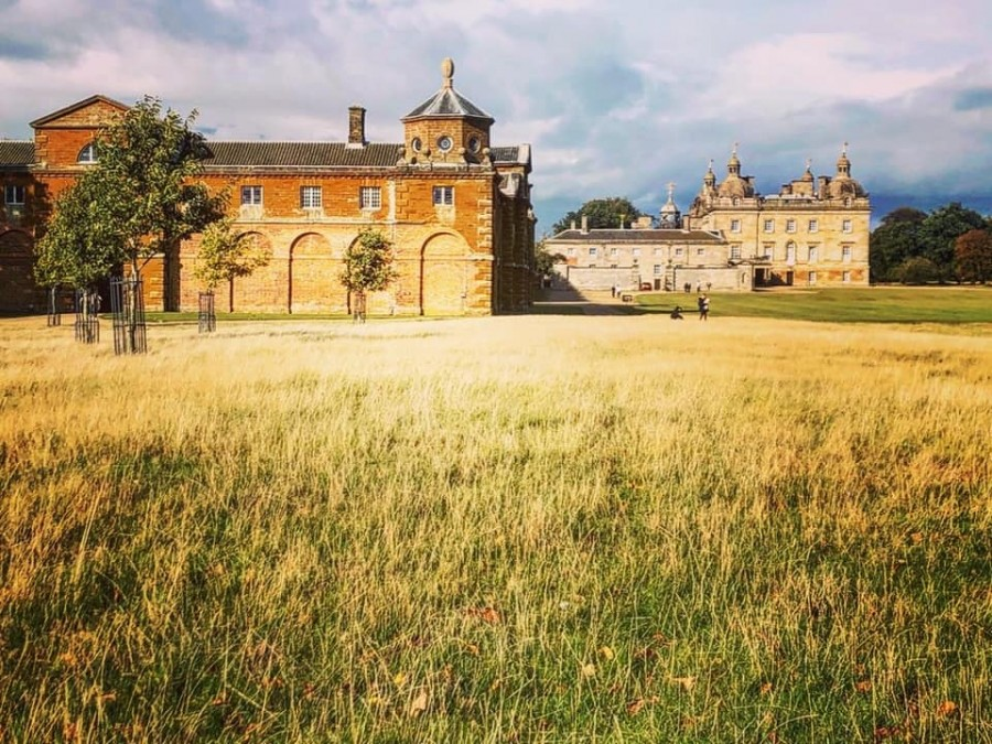Великобритания: Хоутон Холл