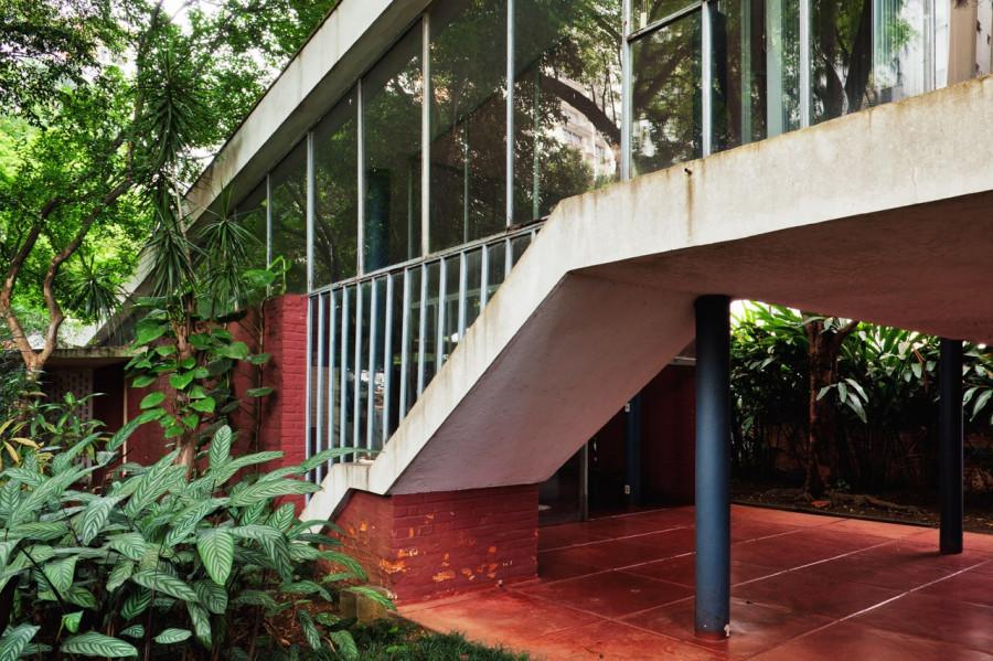 Дом Вилановы-Артигаса в Сан-Паулу, 1949