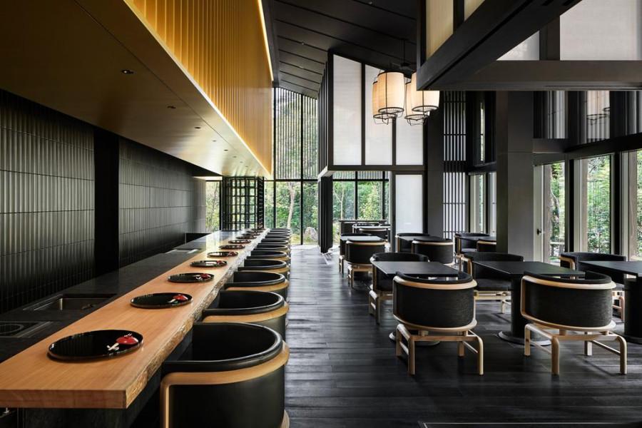 Новый отель в Киото