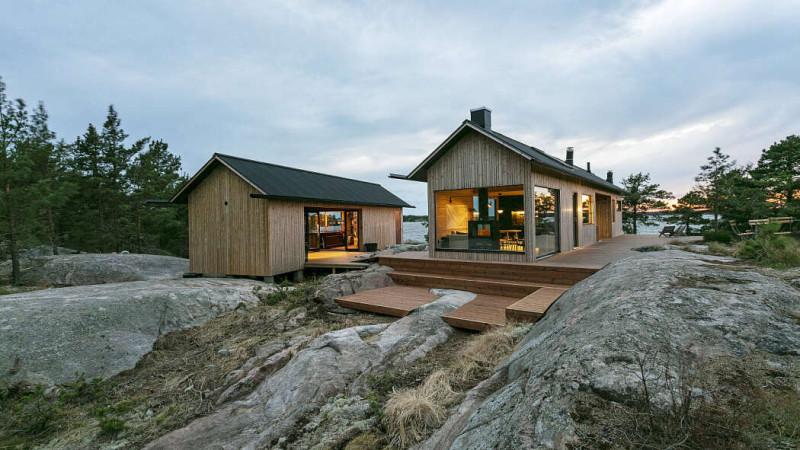Дом в финляндии покупка недвижимости за криптовалюту
